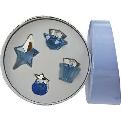 Angel Variety by Thierry Mugler 4 Pc EDP 3 of .17 oz 1 of .1 oz Women