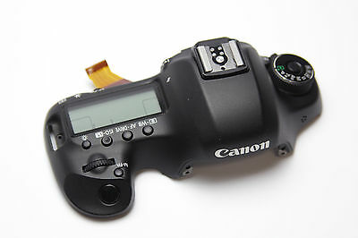 Canon 5D Mark III Top Cover Replacement Repair Part Small Scratch on the left