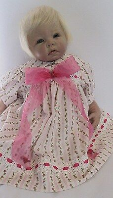Rose Buds and Stripes Play Dresses for Reborn Baby