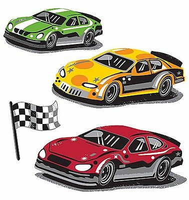 Racing Cars Nascar Race Wall Decor Decals Stickers Wallies 25 Wallpaper Cutouts