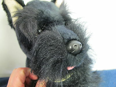 Russ Yomiko Classics Scottish Terrier Plush  Stuffed Animal Dog New With Tags