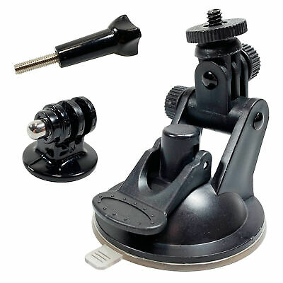 Mini Suction Cup Car Windshield Mount Adapter  For GoPro Go Pro Hero 2 3 3 4 5