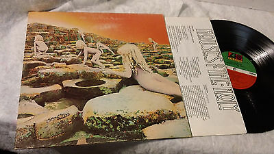 Led Zeppelin - Houses of the Holy - ATLANTIC # SD- 7255 -  from 1973