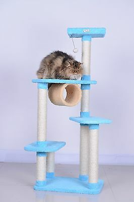 2012 New Style~Armarkat cat tree furniture condo scratching post house X6105