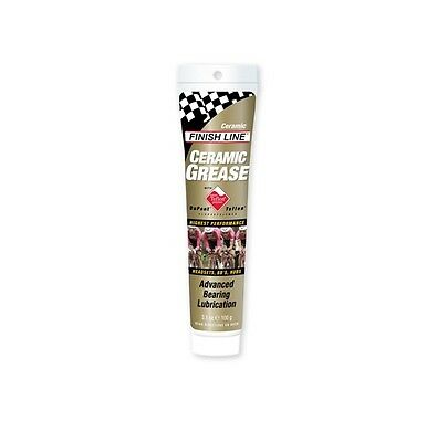 FINISH LINE CERAMIC BIKE CYCLE GREASE   2oz 60g BOTTLE