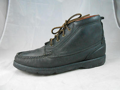 Gently Worn  SPERRY TOPSIDER Chukka Lace Up Ankle Boots  Women's Size 9 M