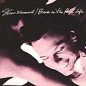 CD - Steve Winwood Back in the High Life (CD, Jul-1986, Island (Label))
