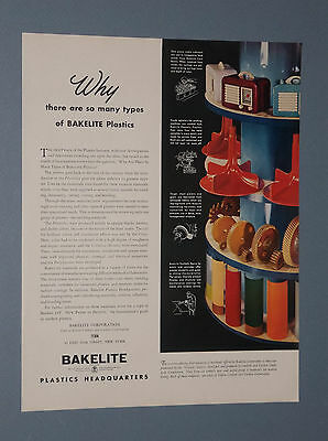 5 1936-1941 Bakelite Ads Bakelite Plastic Products And Western Airlines