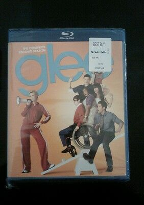 Glee: The Complete Second Season (Blu-ray Disc, 2011, 4-Disc Set)