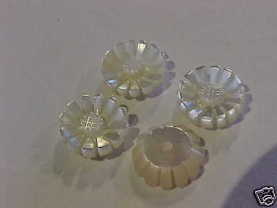 Mother Of Pearl Insanely Gorgeous Flower Carvings (281