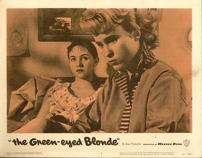 Green-eyed Blonde, The 11x14 Lobby Card #5