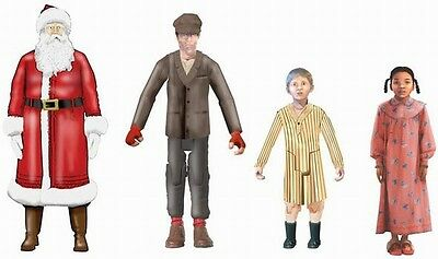LIONEL TRAINS THE POLAR EXPRESS ADD-ON FIGURES O GAUGE