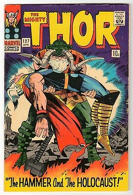 Marvel Comics FN+ 6.0 THOR #127 Journey into mystery MIGHTY