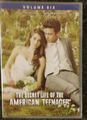 The Secret Life of the American Teenager, Vol. 6(DVD, 2011, 3-Disc Set)BRAND NEW
