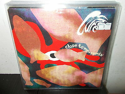 "THE CURE Close to me mix/Just like heaven 7"" EX+/EX+ FRA"
