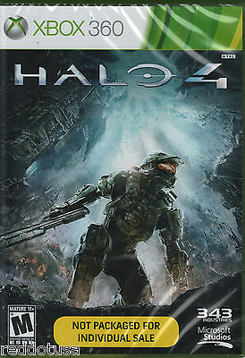 Halo 4  (Xbox 360, 2012), BRAND NEW- FREE SHIPPING
