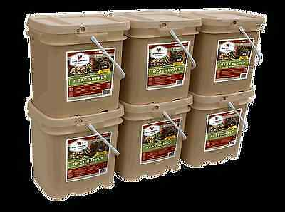 360 Serving Wise Freeze Dried Meat emergency long term food survival 15 yr life