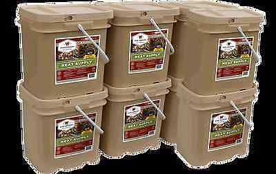 480 Serving Wise Freeze Dried Meat emergency long term food survival 15 yr life
