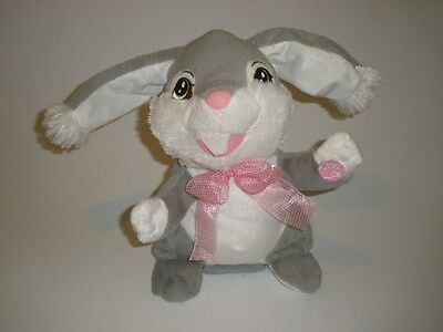 Bunny  Dan Dee Moves Singing Animated Plush Easter Song