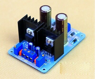 Special offer LM317 337 dual power adjustable power supply board DIY kit