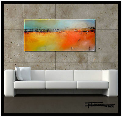 ABSTRACT CONTEMPORARY CANVAS MODERN PAINTING ....ELOISExxx