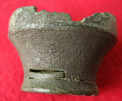 Ancient Roman Medical Cup RARE  28mm by 15mm  P49