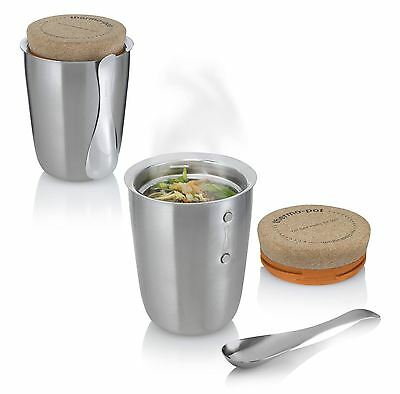 Black + Blum Insulated Thermo Pot Lunch Food Flask Box - TP001