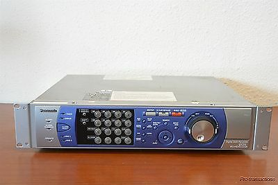 Panasonic WJ-HD316A 16-Channel Digital Disk Recorder w/HDD 500GB
