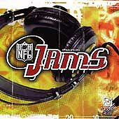 NFL Jams [Intersound] by Various Artists (CD, Oct-1998, Intersound)
