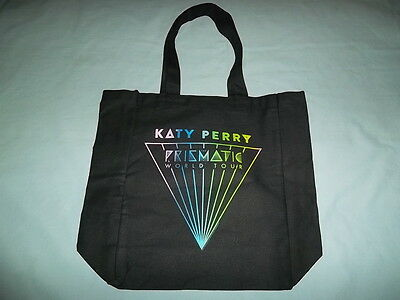 KATY PERRY NEW TOTE BAG PURSE Prismatic Tour 2014 VIP Item