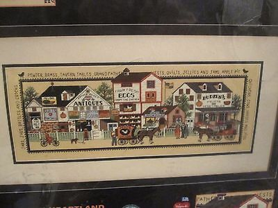 COUNTRY HEARTLAND ~ Charles Wysocki ~ Dimensions Counted Cross Stitch Kit
