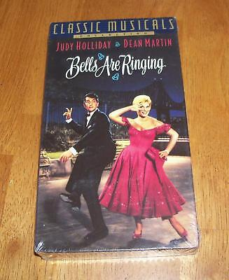 Bells Are Ringing VHS - Judy Holliday & Dean Martin NEW