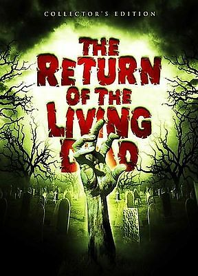 Return of the Living Dead (DVD, 2007, Checkpoint; Collector's Edition;...