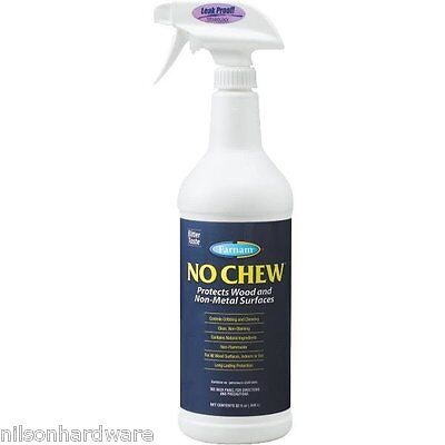 12 Pk Farnum 32 Oz No Chew Wood Horse Stall Protectant From Horse Chewing 11802