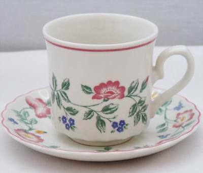 Churchill Briar Rose Cup & Saucer