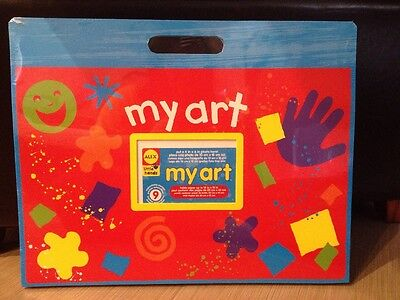 NEW SEALED ALEX Toys Little hands  Early Learning My Art 527W Arts Photo Folder