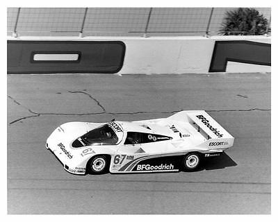 1986 Porsche 962 Race Car Goodrich Camel IMSA GP Road ATL Photo Poster zca2021