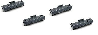 4 Pack Toner Cartridges for HP C4092A 92A   FREE SHIP