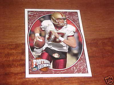 2008 UD Heroes Matt Ryan RC Rookie  #179 Falcons Boston College  *A2EH