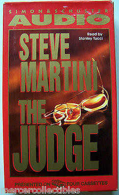 """THE JUDGE"" by STEVE MARTINI (Judges, Attorneys, Prostitutes and Murder)"