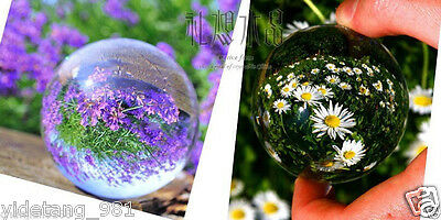 TOP!AAA+++ HOT SALE Asian Quartz Clear Crystal Ball Sphere 40mm + stand A1