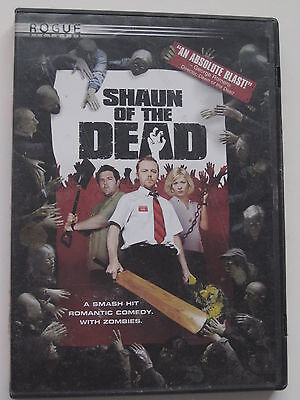 Simon Pegg SHAUN OF THE DEAD - DVD