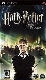 Harry Potter and the Order of the Phoenix  PSP Game Only