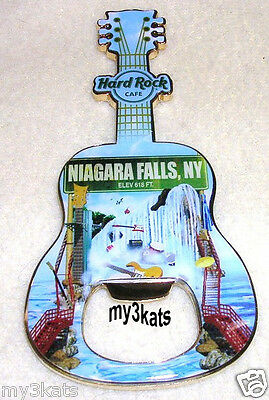 HARD ROCK CAFE NIAGARA FALLS USA BOTTLE OPENER