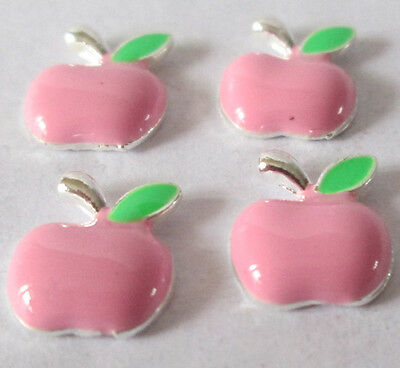 Hot sell ! 4PCS floating charm for glass living memory locket free shipping #980