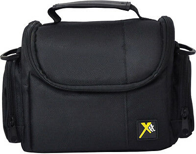 Camera Bag Case for Canon DSLR EOS Rebel T5i T5 T4i T3i T3 T2i T1i SL1 XSi Xti