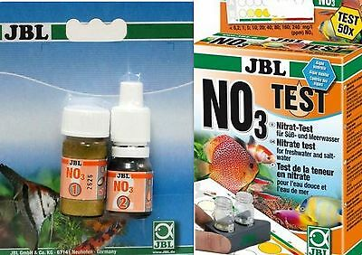 JBL Nitrate Test NO₃  * Recommended level: max. 50 mg/l in fresh water