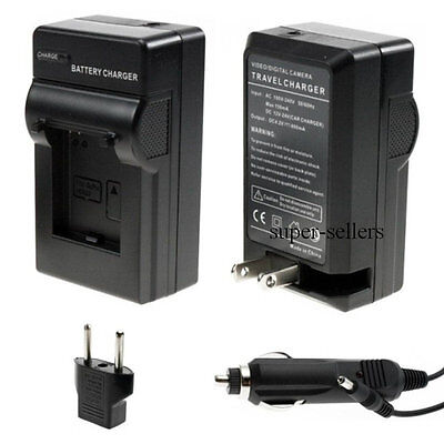AC/DC Wall Charger Adapter Kit For Gopro HD Hero 3/2/1 3+ Camera AHDBT-301 New