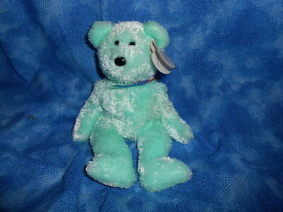 Ty Beanie Babies SHERBET the Bear Beanbag Plush Toy