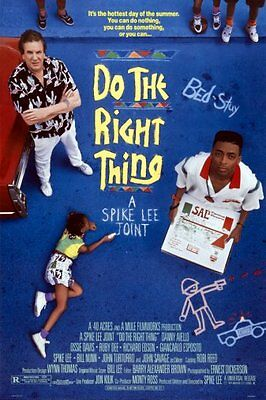 Do The Right Thing Movie Poster 24x36""